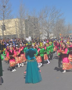 kazakh traditional dance