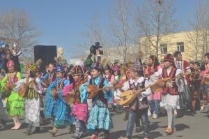 Kazakh instruments