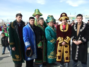 Kazakh clothing