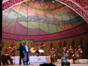 Kazakh concert