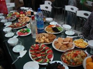 Kazakh Feast